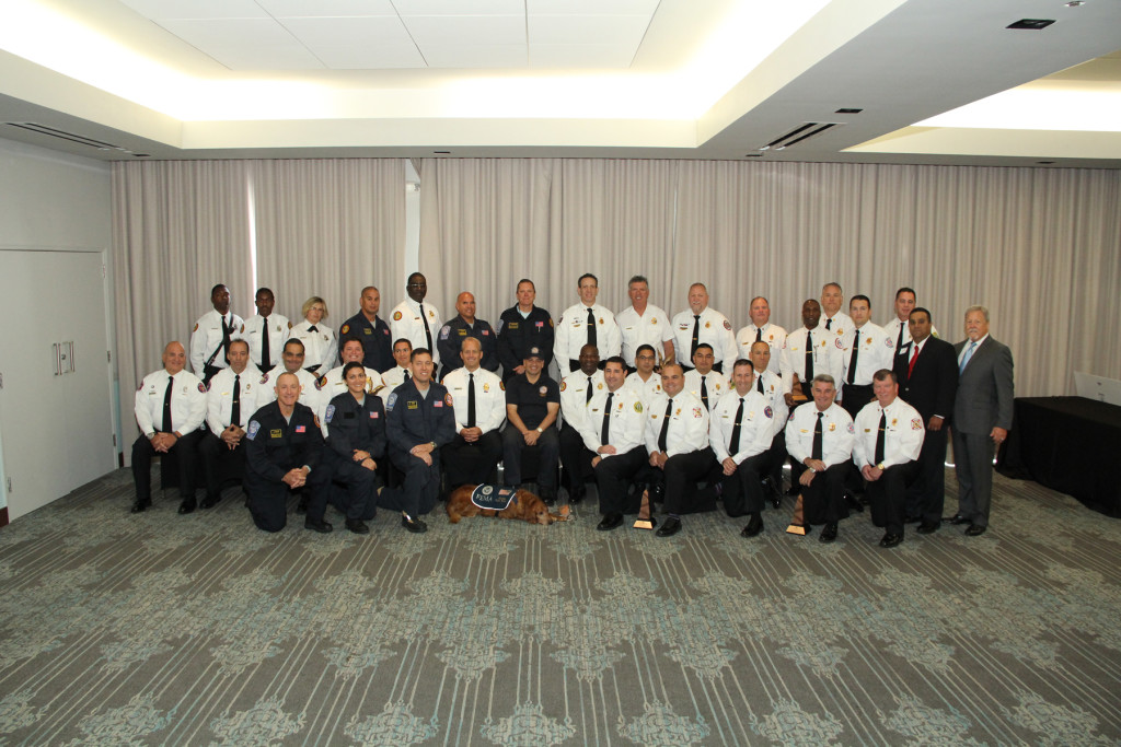 American Medical Response (AMR) recognizes Miami-Dade County Fire Rescue, Coral Gables Fire Department, Hallandale Beach Fire Department; Hialeah Fire Department; Key Biscayne Village Fire Rescue; City of Miami Fire Rescue and Miami Beach Fire Rescue